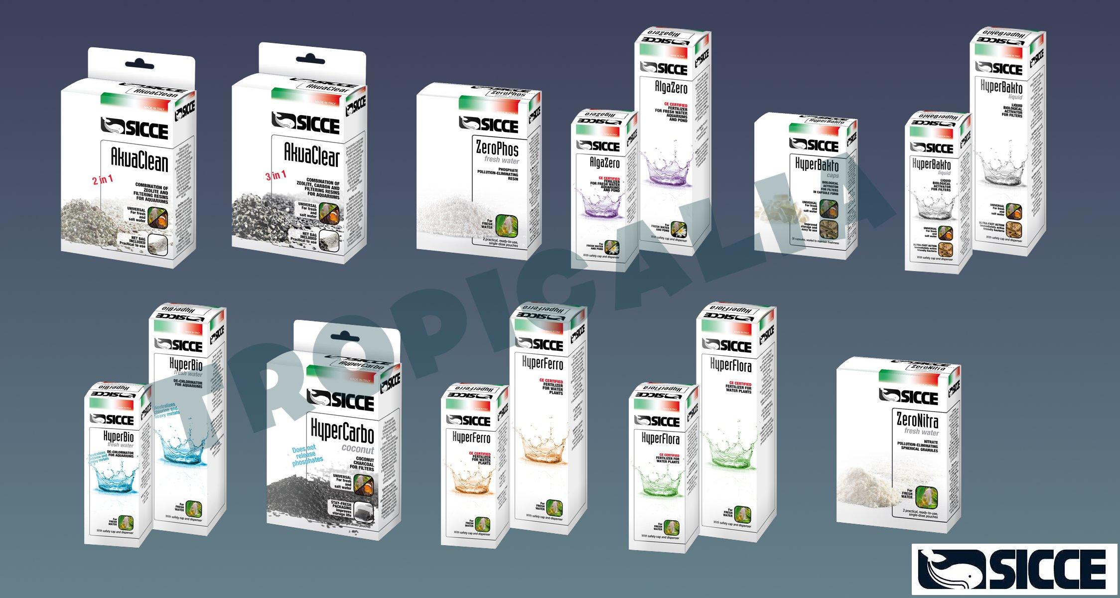 Prodotti sicce tropicalia for Acquari nuovi in offerta